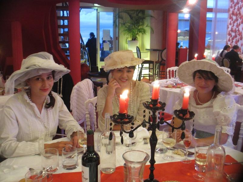 Notre weekend Belle époque a Cabourg ( photos) 4 et 5 aout 2012 2012-023