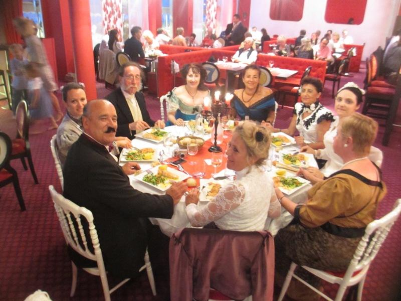 Notre weekend Belle époque a Cabourg ( photos) 4 et 5 aout 2012 2012-024