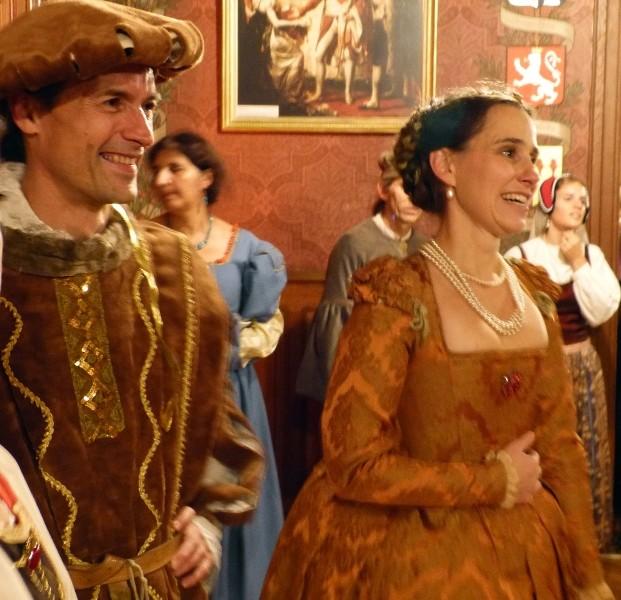 Bal Renaissance Chateau de  Courtanvaux le 20 Octobre 2012, les photos ! Bal_a_16