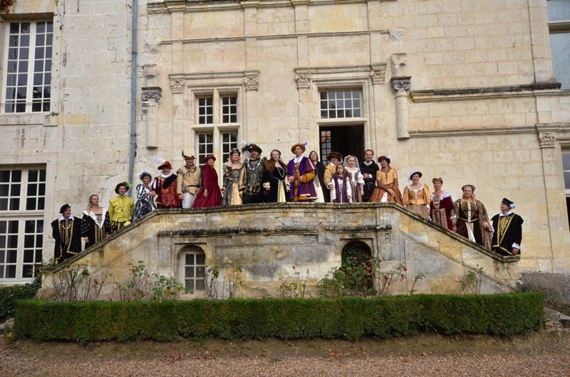 Bal Renaissance Chateau de  Courtanvaux le 20 Octobre 2012, les photos ! Dsc_1111