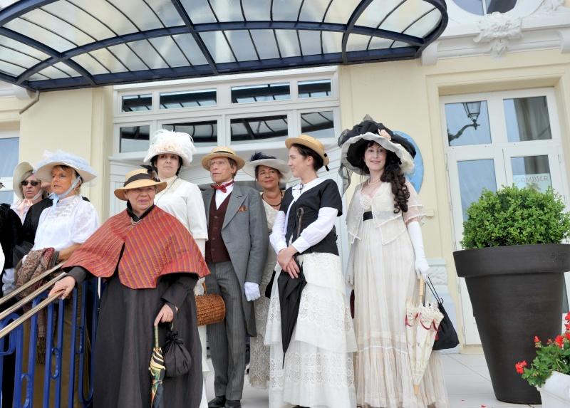 Notre weekend Belle époque a Cabourg ( photos) 4 et 5 aout 2012 Dsc_6011