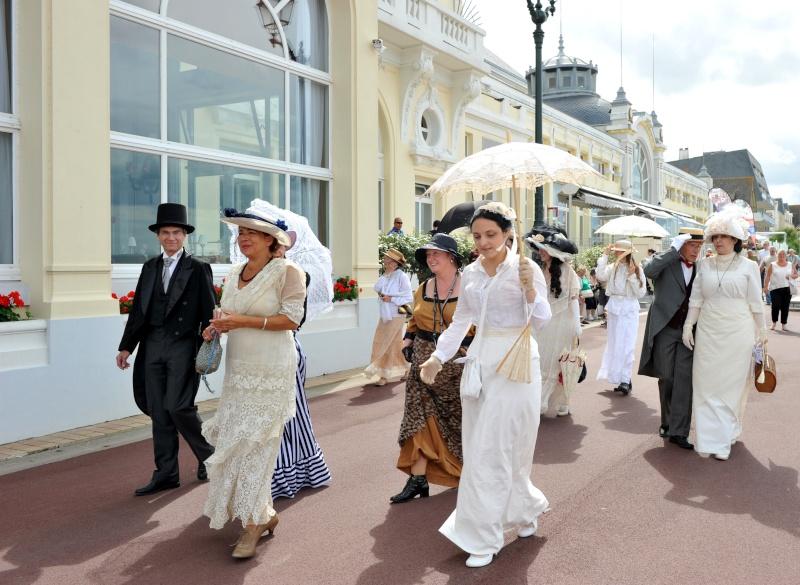 Notre weekend Belle époque a Cabourg ( photos) 4 et 5 aout 2012 Dsc_6012