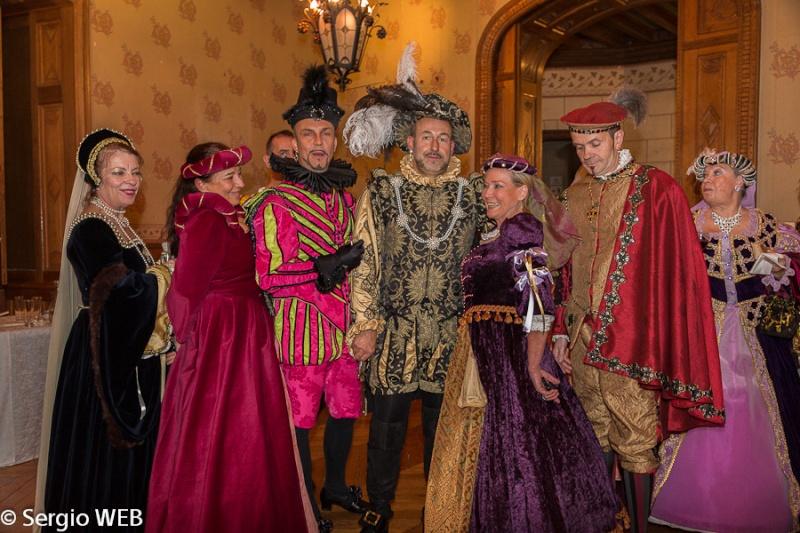 Bal Renaissance Chateau de  Courtanvaux le 20 Octobre 2012, les photos ! Epoque10