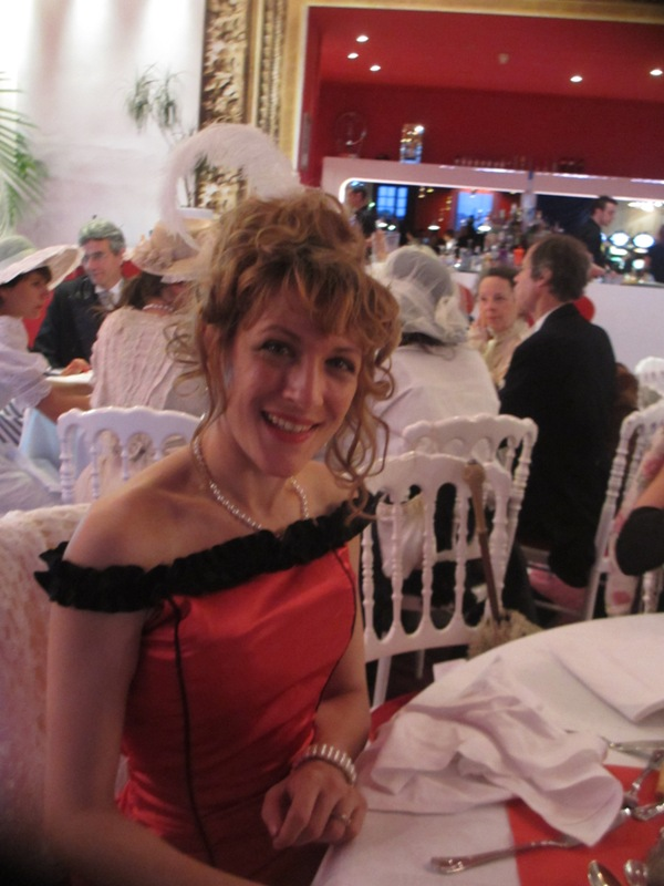 Notre weekend Belle époque a Cabourg ( photos) 4 et 5 aout 2012 Img_9111
