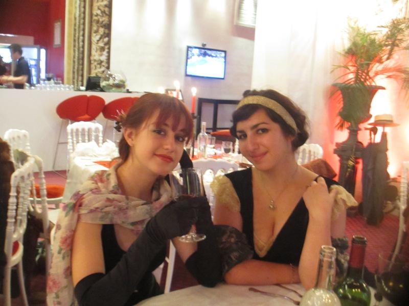Notre weekend Belle époque a Cabourg ( photos) 4 et 5 aout 2012 Img_9112