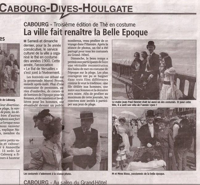 Presse du bal de Versailles - Page 3 Numari12