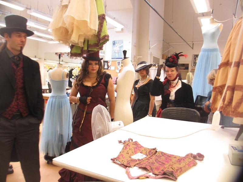 Visite des coulisses de l'opéra , les photos, Septembre 2012 Opara_15