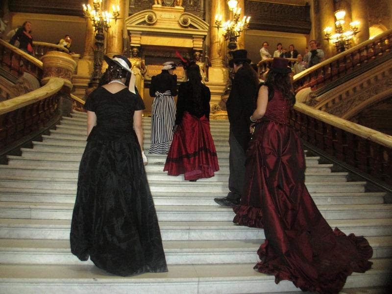 Visite des coulisses de l'opéra , les photos, Septembre 2012 Opara_21