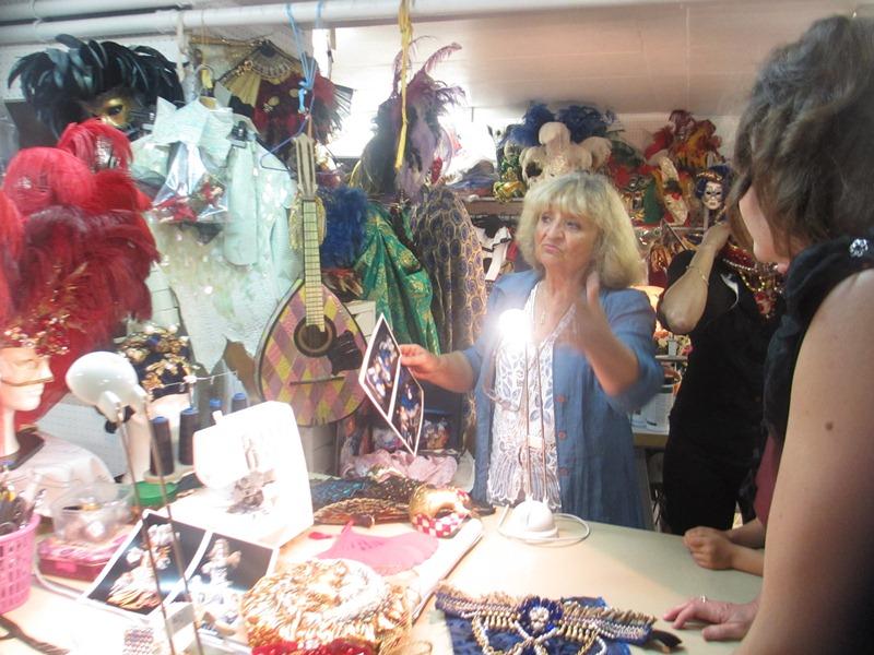 Visite des coulisses de l'opéra , les photos, Septembre 2012 Opara_29
