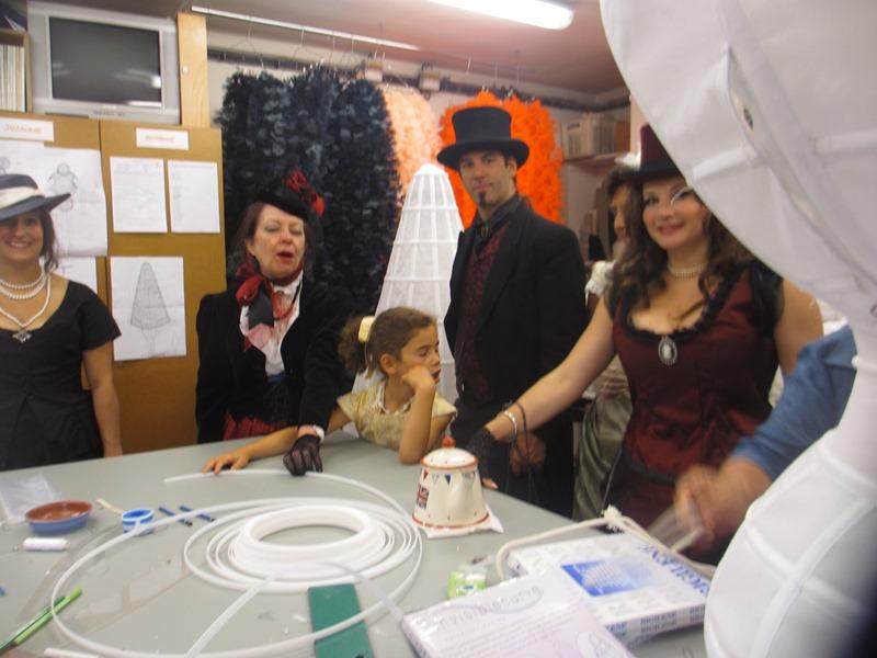 Visite des coulisses de l'opéra , les photos, Septembre 2012 Opara_40