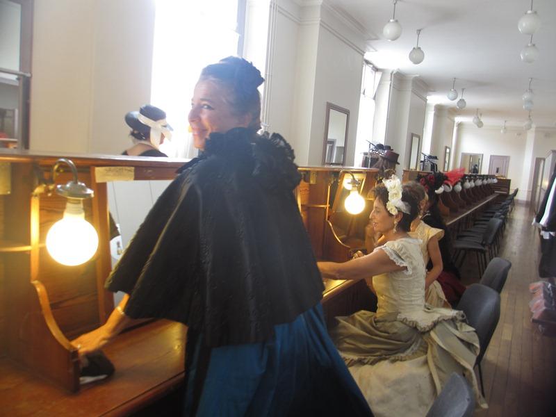 Visite des coulisses de l'opéra , les photos, Septembre 2012 Opara_44
