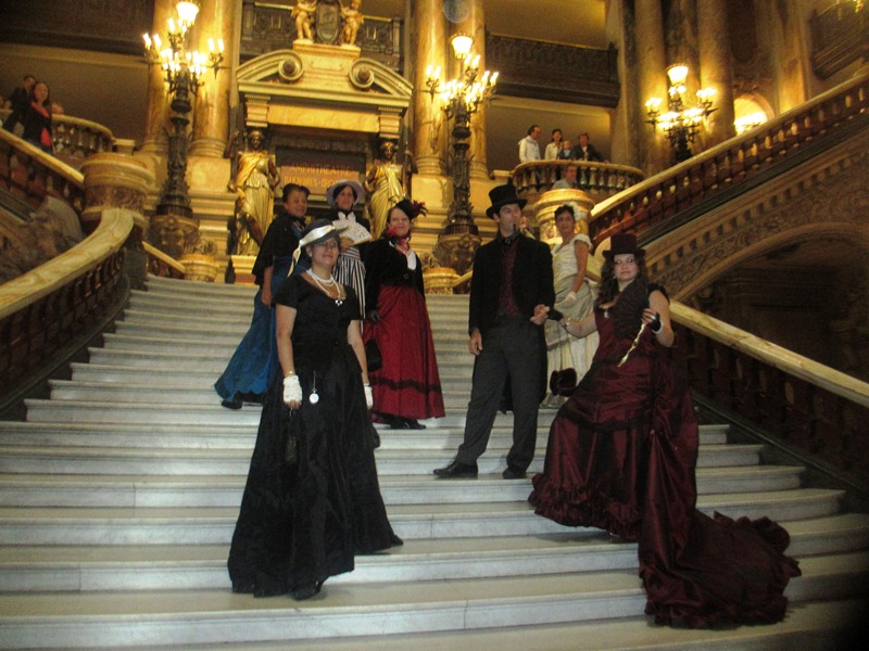 Visite des coulisses de l'opéra , les photos, Septembre 2012 Opara_53