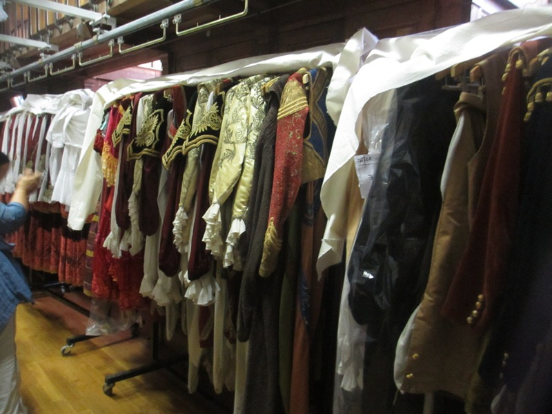 Visite des coulisses de l'opéra , les photos, Septembre 2012 Opara_54