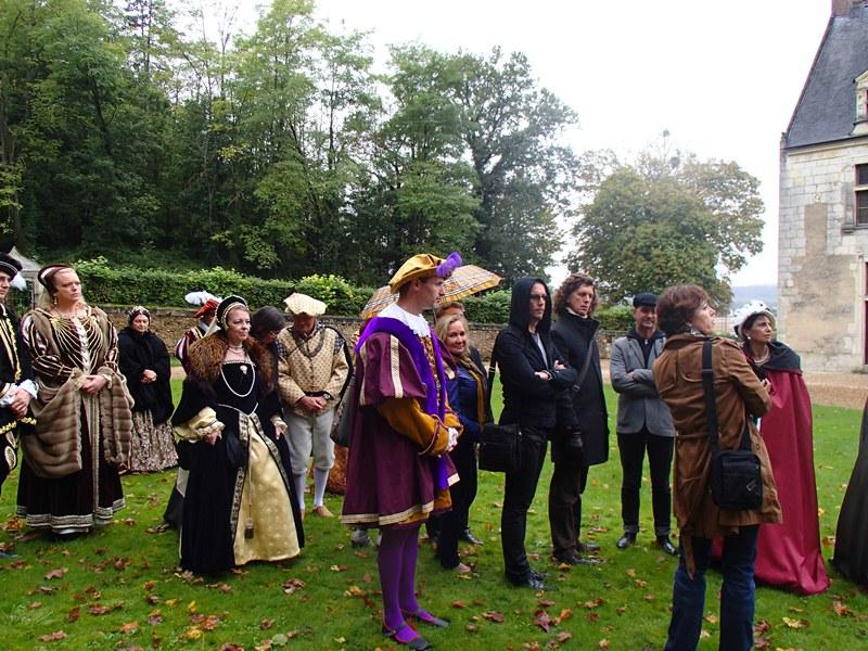 Bal Renaissance Chateau de  Courtanvaux le 20 Octobre 2012, les photos ! Pa200010