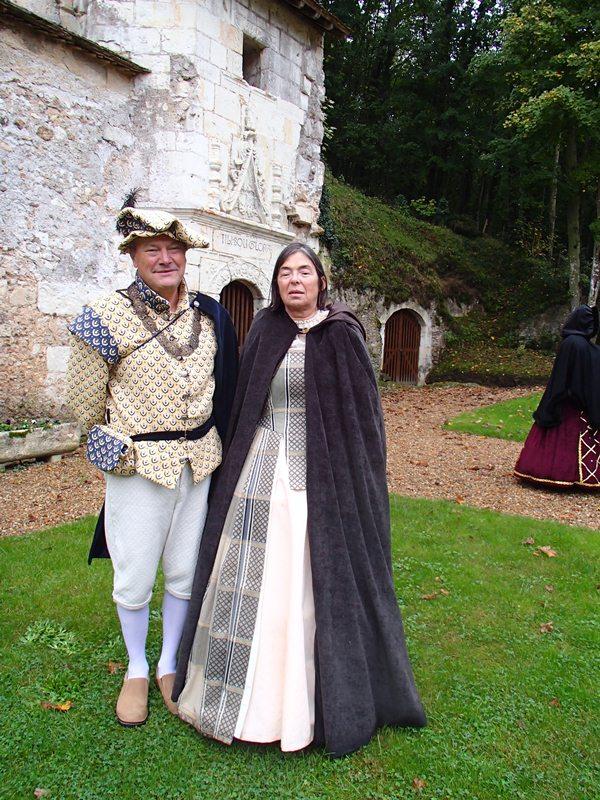 Bal Renaissance Chateau de  Courtanvaux le 20 Octobre 2012, les photos ! Pa200013