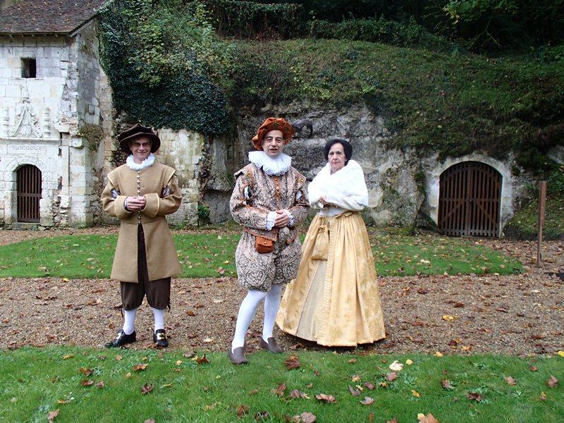 Bal Renaissance Chateau de  Courtanvaux le 20 Octobre 2012, les photos ! Pa200014