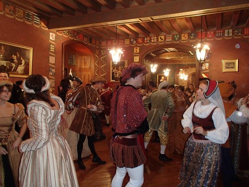 Bal Renaissance Chateau de  Courtanvaux le 20 Octobre 2012, les photos ! Pa200213