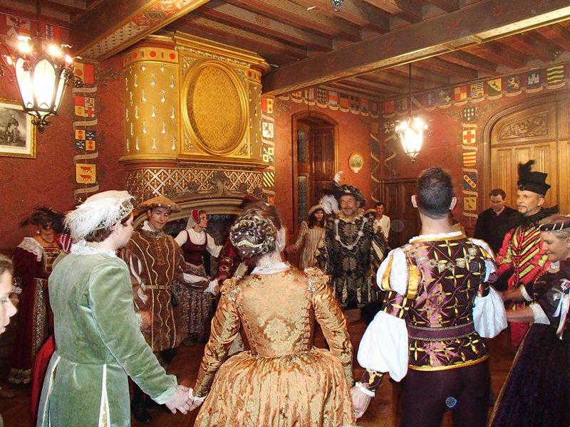 Bal Renaissance Chateau de  Courtanvaux le 20 Octobre 2012, les photos ! Pa200217
