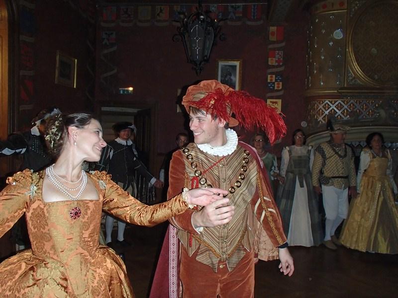 Bal Renaissance Chateau de  Courtanvaux le 20 Octobre 2012, les photos ! Pa200312