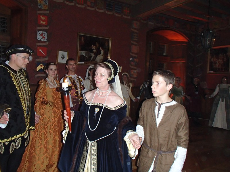 Bal Renaissance Chateau de  Courtanvaux le 20 Octobre 2012, les photos ! Pa200314