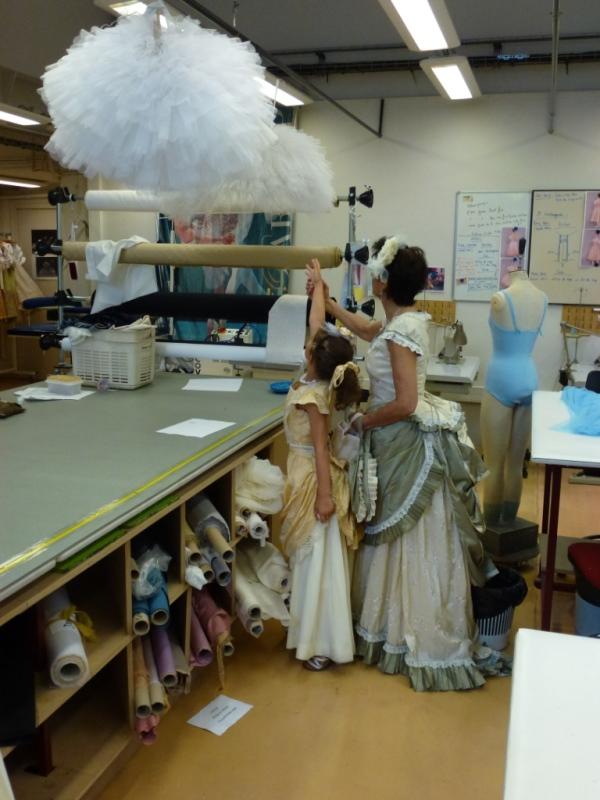 Visite des coulisses de l'opéra , les photos, Septembre 2012 Salle_10