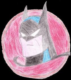 Un portrait à la Batman Batman13