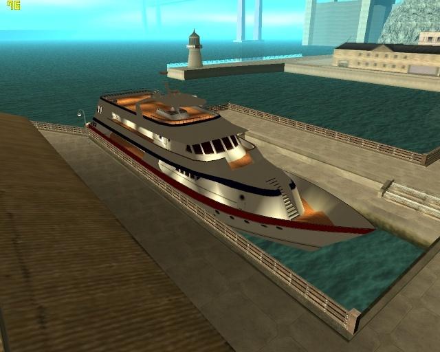 [WIP]Colonel Cortez's Yacht in GTA SA Sa-mp-10