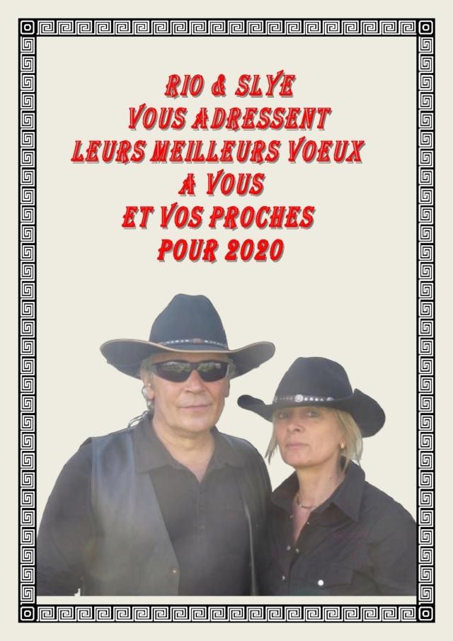 VOEUX de la SELLERIE  by SLYE 202010