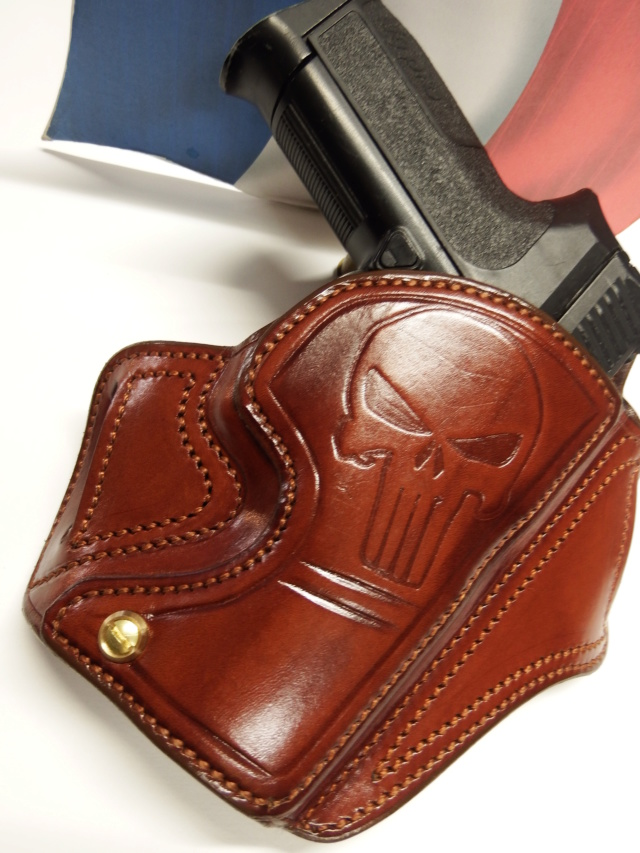 "HOLSTER BELT SLIDE ""Punisher"" by SLYE  Dscf0810"