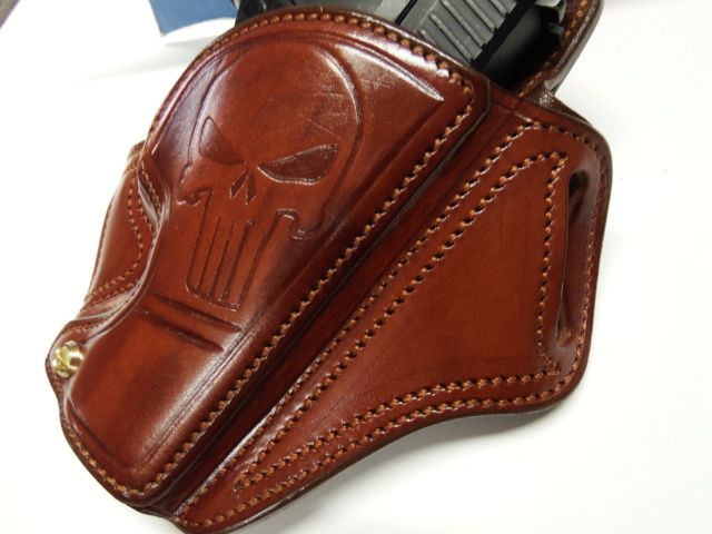 "HOLSTER BELT SLIDE ""Punisher"" by SLYE  Dscf0811"