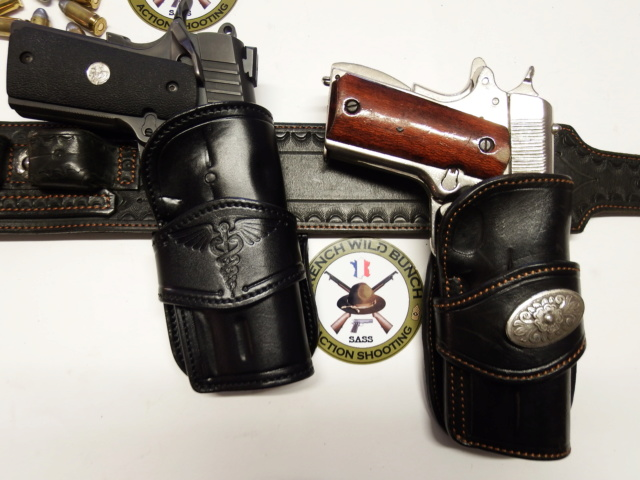 "HOLSTER RANGER'S ""WILD BUNCH"" 1911 by SLYE  Dscf0821"