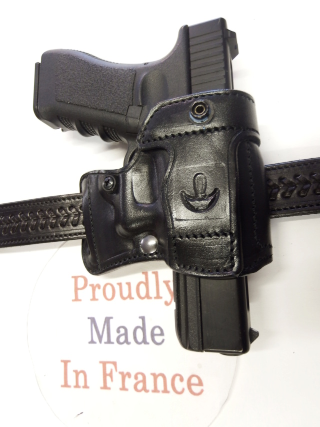 "HOLSTER AMBIDEXTRE : le ""PRACTIC"" by SLYE Dscf1183"