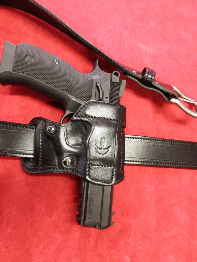 """HOLSTER AMBIDEXTRE : le """"PRACTIC"""" by SLYE - Page 2 Dscf1367"""