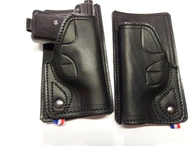"""BACK UP"" Pocket Holsters by la SELLERIE  Dscf1672"