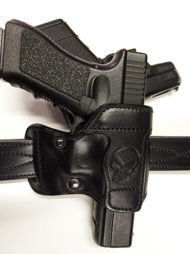 "HOLSTER AMBIDEXTRE : le ""PRACTIC"" by SLYE Dscf1839"