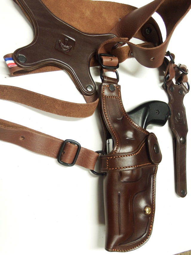 """HOLSTER d'AISSELLE """"Le TRADITIONAL"""" by SLYE - Page 3 Dscf2323"""