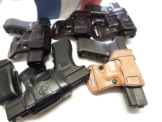"""HOLSTER AMBIDEXTRE : le """"PRACTIC"""" by SLYE - Page 2 Dscf2344"""