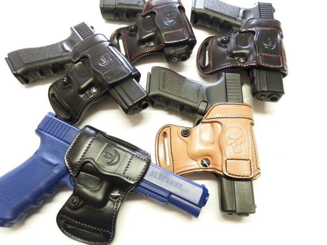 """HOLSTER AMBIDEXTRE : le """"PRACTIC"""" by SLYE - Page 2 Dscf2345"""