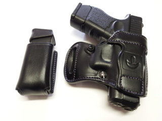 """HOLSTER AMBIDEXTRE : le """"PRACTIC"""" by SLYE - Page 2 Dscf2347"""