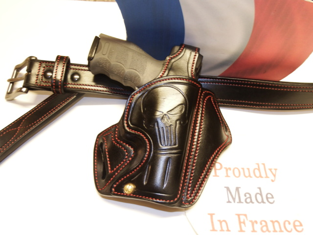 NOUVELLE TECHNIQUE de FABRICATION by La SELLERIE  Dscf2413
