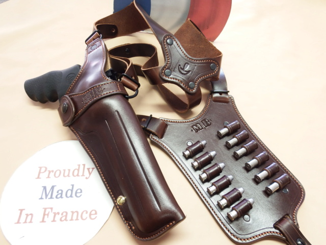 """HOLSTER d'AISSELLE : le """"TRADITIONAL"""" by SLYE  - Page 2 Dscf2668"""