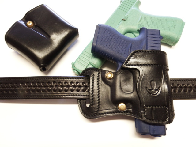 """HOLSTER AMBIDEXTRE : le """"PRACTIC"""" by SLYE - Page 2 Dscf2891"""
