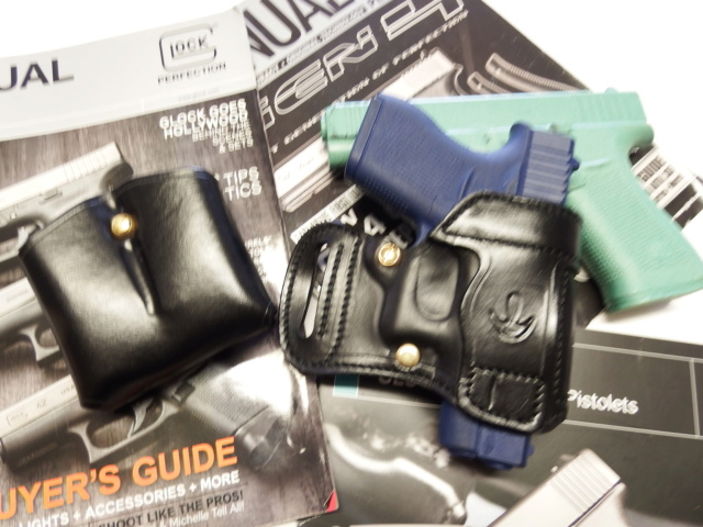 """HOLSTER AMBIDEXTRE : le """"PRACTIC"""" by SLYE - Page 2 Dscf2892"""