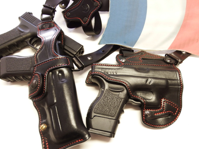 """HOLSTER d'AISSELLE """"Le TRADITIONAL"""" by SLYE - Page 3 Dscf2965"""