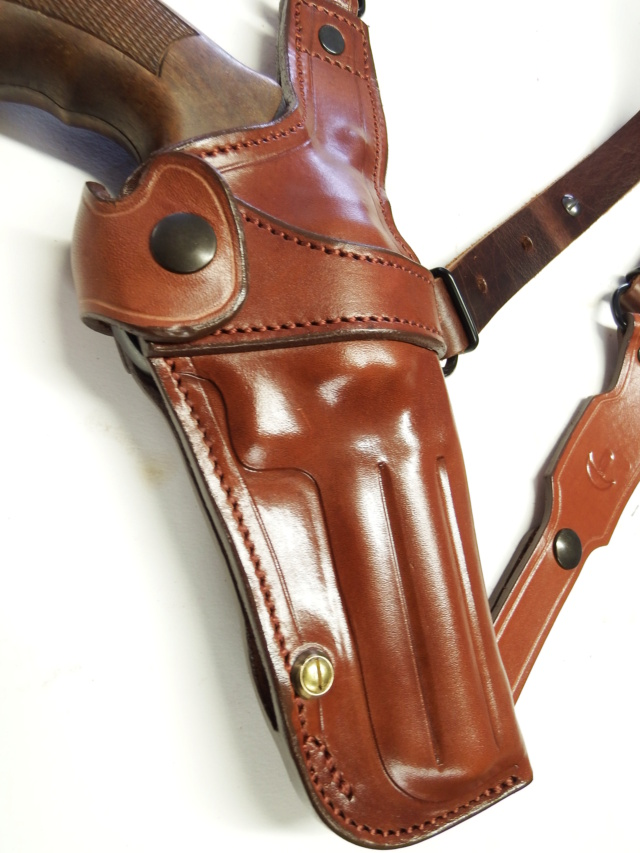"""HOLSTER d'AISSELLE """"Le TRADITIONAL"""" by SLYE - Page 3 Dscf2972"""