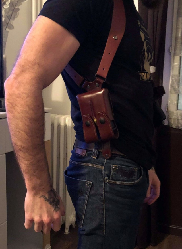 "SIG 2022 ""TRIADE"" HOLSTER by La SELLERIE  Receiv13"