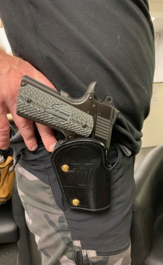 """HOLSTER """"TACTICAL"""" by SLYE  Tactic10"""