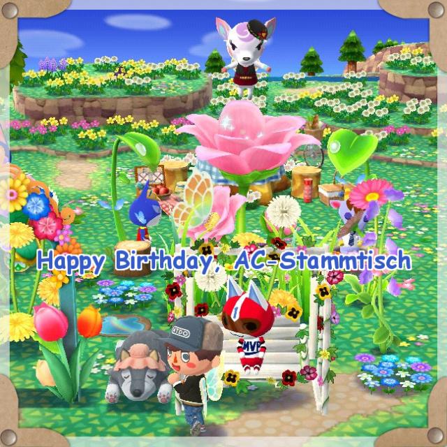 Unser Stammtisch feiert seinen achten Geburtstag Acpc_j10