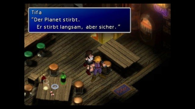 FF7 (Switch) Planet10
