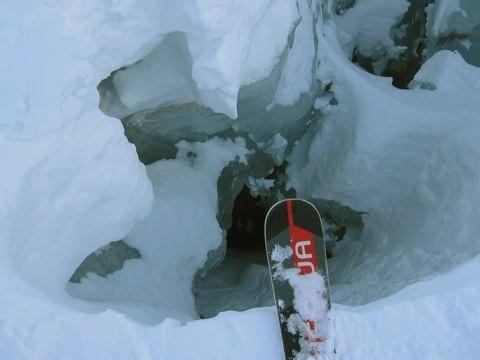 Grands Montets >>> glacier d'Argentière. 17f10